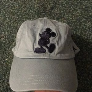 Blue embroidered Disney Mickey Mouse hat
